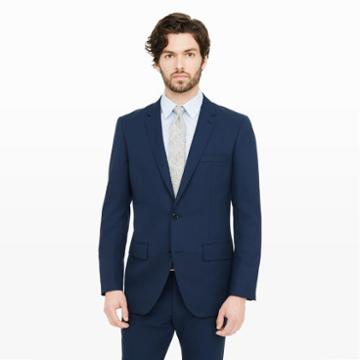 Club Monaco Grant Travel Suit Blazer