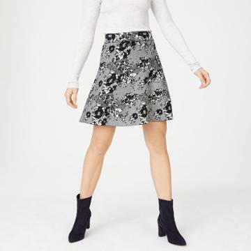Club Monaco Color Black Kessi Skirt
