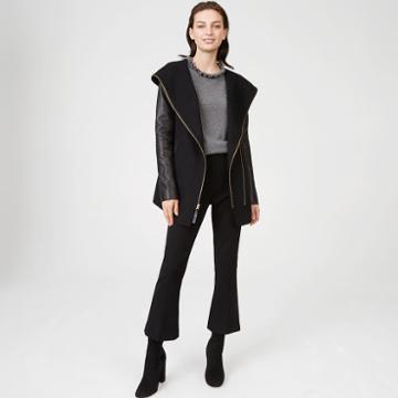 Mackage Color Black Mackage Fae Coat