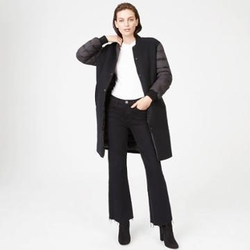 Mackage Color Black Mackage Marlon Coat