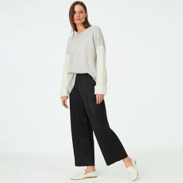 Club Monaco Color Grey Arya Cashmere Sweater