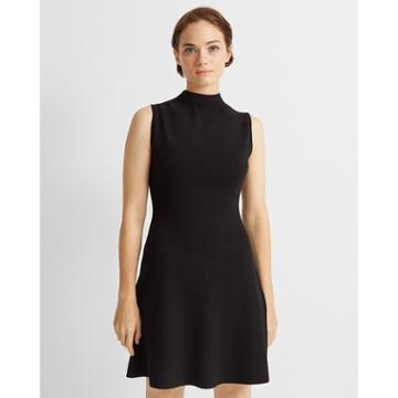 Club Monaco Black Kaytee Dress