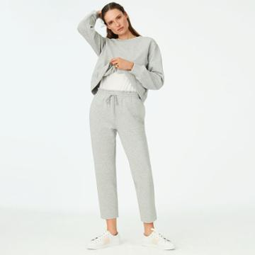 Club Monaco Color Grey Ogutu Pant