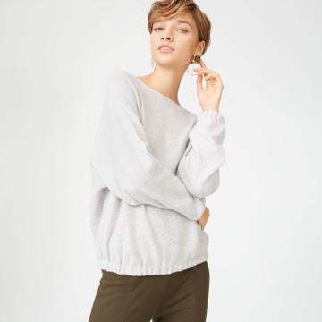 Club Monaco Color Grey Mogan Sweater