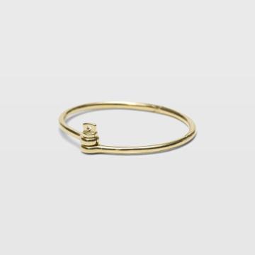 Miansai Color Gold Miansai Thin Reeve Bracelet