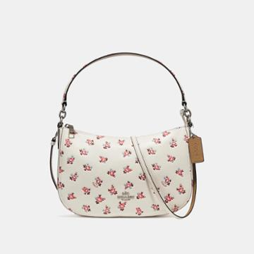 Coach Chelsea Crossbody With Floral Bloom Print