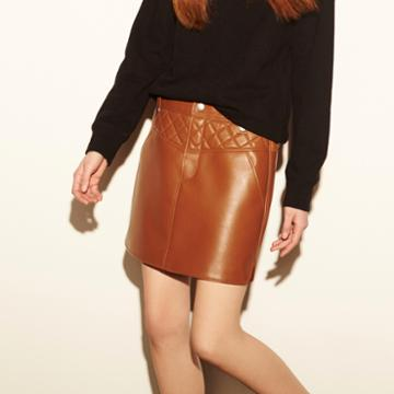 Coach 1941 Curved Hem Skirt