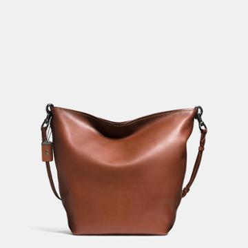 Coach Duffle Bag In Burnished Very Natural Glovetanned Leather