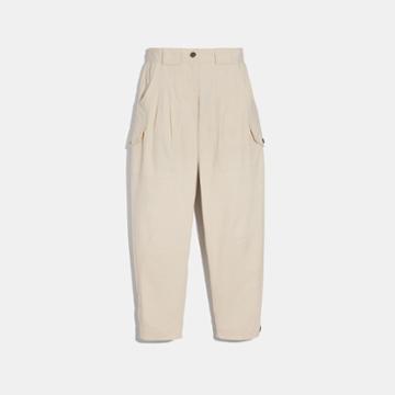 Coach Corduroy Utility Trousers