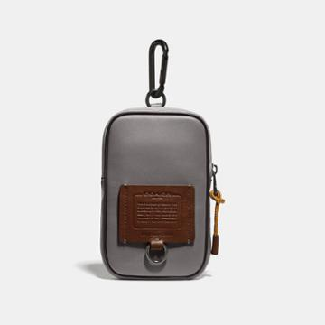 Coach Hybrid Pouch 10 In Colorblock
