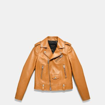 Coach Fashion Icon Moto Jacket