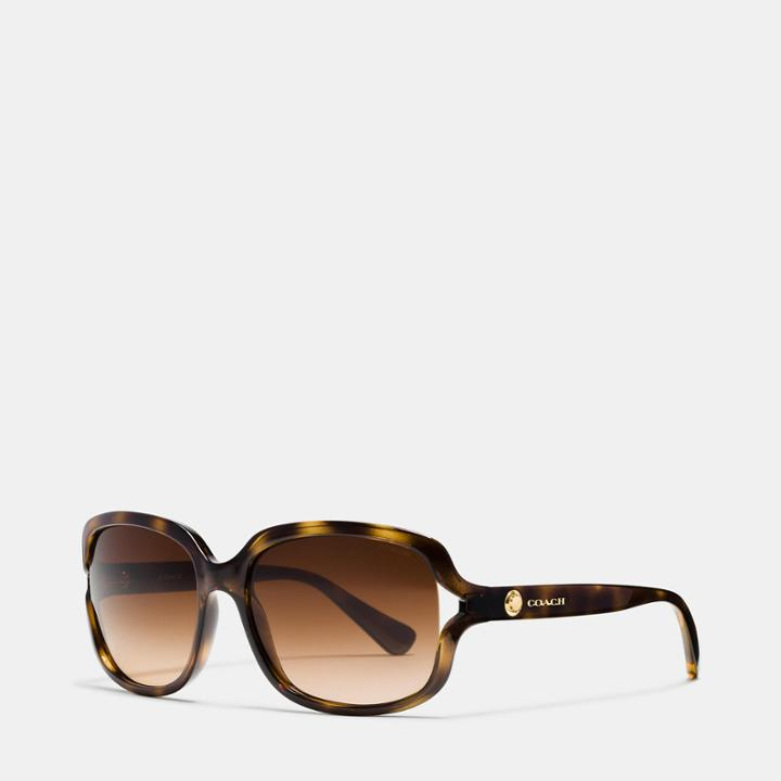 Coach Rivet Square Sunglasses