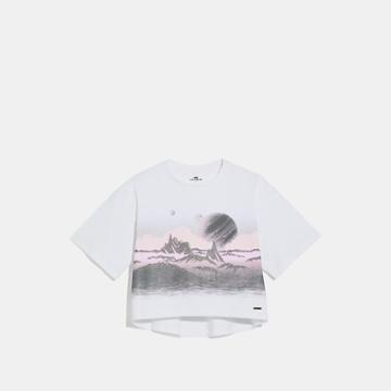 Coach Landscape T-shirt