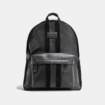 Coach Campus Backpack With Baseball Stitch