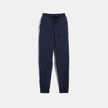 Coach Horse And Carriage Fleece Track Pants