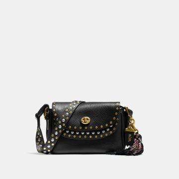 Coach X Tabitha Simmons Crossbody 17 With Rivets