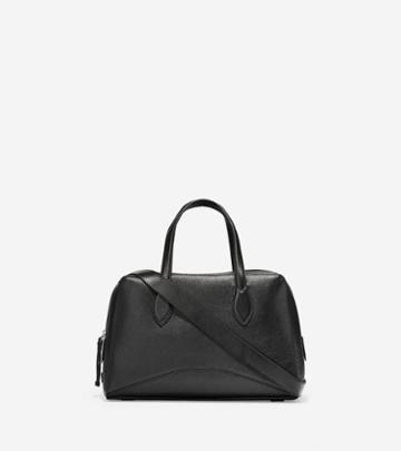 Cole Haan Women's Zerogrand Leather Satchel