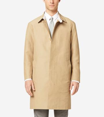 Cole Haan Men's Classic Topper Jacket