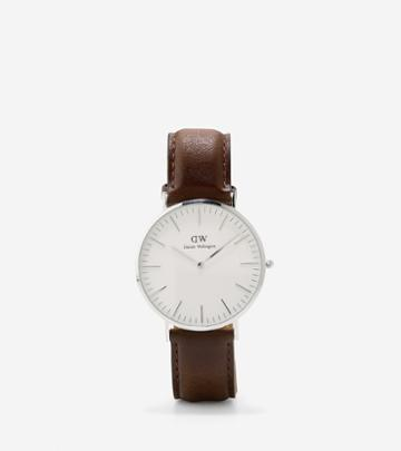 Cole Haan Daniel Wellington 40mm Bristol Watch