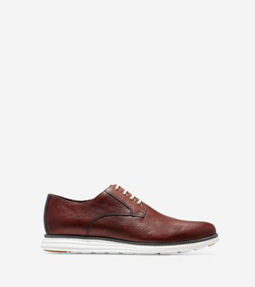 Cole Haan Men's Originalgrand Plain Toe Oxford Shoes