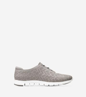 Cole Haan Womens Zerogrand Genevieve Perforated Sneaker