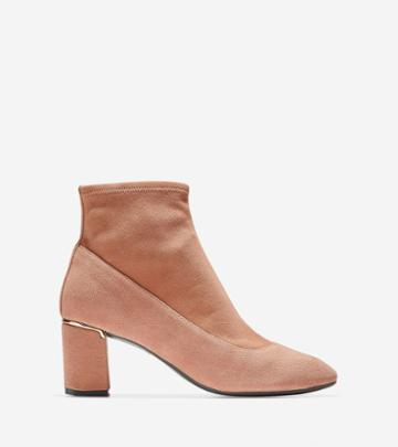 Cole Haan Women's Laree Stretch Bootie (65mm)