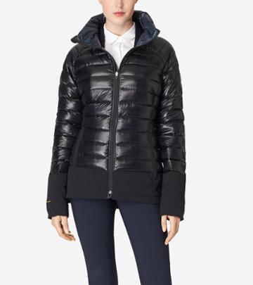 Cole Haan Women's Zerogrand Down Jacket