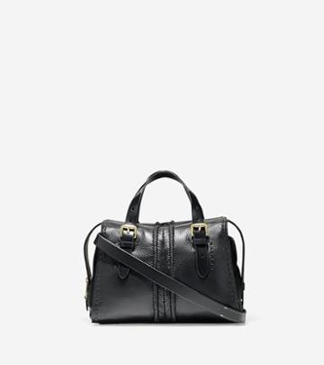 Cole Haan Loralie Whipstitched Satchel