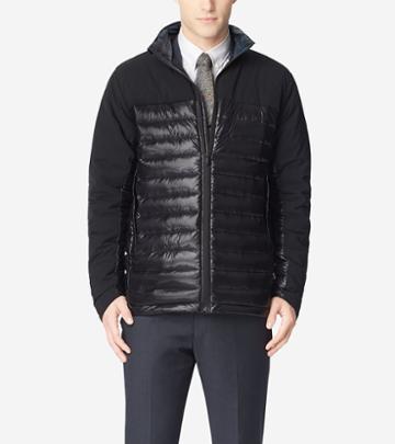 Cole Haan Men's Zerogrand Commuter Jacket