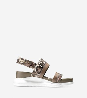 Cole Haan Women's 2.zerogrand Slide Sandal