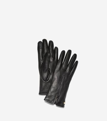 Cole Haan Women's Deerskin Single Point Gloves