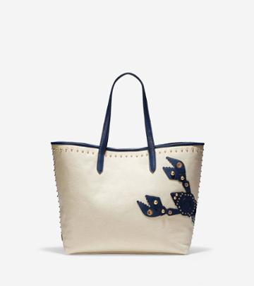 Cole Haan Women's Payson Canvas Tote