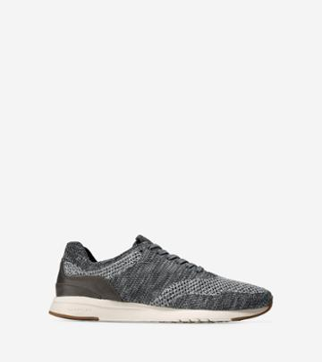 Cole Haan Men's Grandpro Running Sneaker With Stitchlite