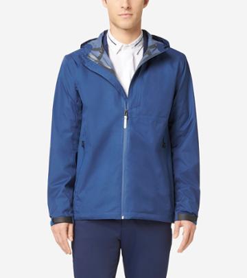 Cole Haan Men's Grand.os Packable Jacket