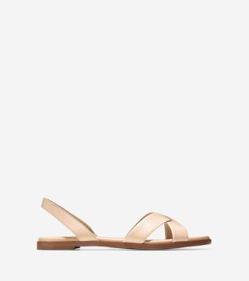 Cole Haan Womens Anica Sling Sandal