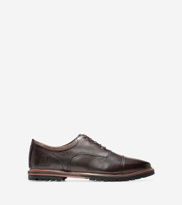 Cole Haan Men's Raymond Grand Cap Toe Oxford Shoes