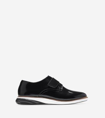 Cole Haan Womens Grandevolution Modern Monk Oxford Shoes