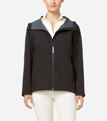 Cole Haan Women's Grand.os Packable Jacket