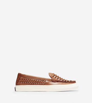 Cole Haan Women's Pinch Weekender Lx Huarache Loafer