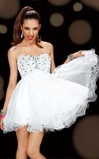 Alyce Paris - 3594 Jeweled Sweetheart Bodies Cocktail Dress