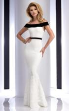 Clarisse - 4709 Off-shoulder Mermaid Evening Gown