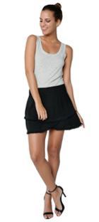 Generation Love - Lillian Fringe Skirt