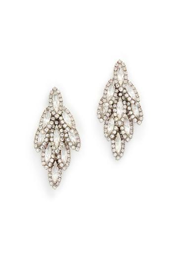 Elizabeth Cole Jewelry - Bacall Earring Style 1