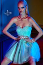 Alyce Paris Homecoming - 3667 Dress In Water