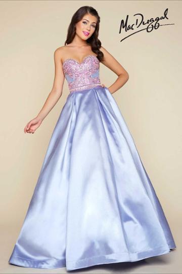 Mac Duggal - Ball Gowns Style 65845h