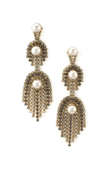 Elizabeth Cole Jewelry - Danica Earrings Style 3