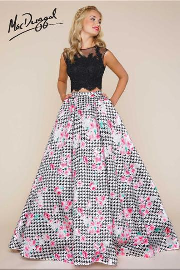Mac Duggal - Ball Gowns Style 65846h