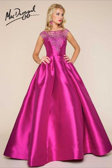 Mac Duggal - Ball Gowns Style 80708h