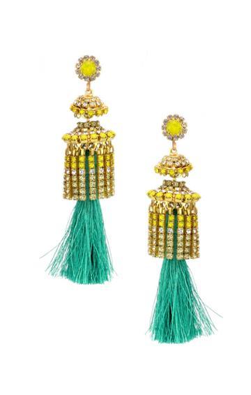 Elizabeth Cole Jewelry - Tamara Earrings Style 2