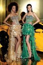Alyce Paris - 6012 Prom Dress In Emerald
